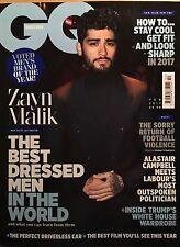 GQ Magazine British March 2016 One Direction Zayn Malik Ryan Gosling DRAKE NEW