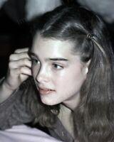 8x10 Print Brooke Shields #BS13