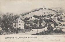 73543 - Hadersfeld bei Greifenstein mit Obelisk Gemeinde St.Andrä-Wördern 1917