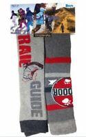 2 Paar Fresh Feel Jungen oder Mädchen Kinder Thermal Ski Stiefel Socken Warm