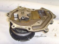 Nissan Patrol 3.0 Y61 ZD30 97-13 Water pump with cooling viscous fan clutch ;