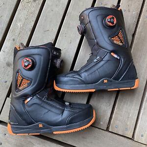 DC Travis Rice Boa Snowboard Boots Mens 9