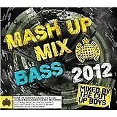 Ministry of Sound - Mash Up Mix Bass 2012 (2 X CD)