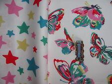 CAth Kidston bundle 2 piece 16cm / 50cm each butterflies & multi shooting stars