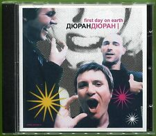 Duran Duran FIRST DAY ON EARTH (Live In Moscow 2001/HOB Acoustic '95) Genuine CD