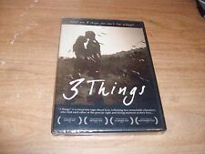 3 Things: What Are 3 things You Can't Live Without? A Short Film (DVD 2009) NEW