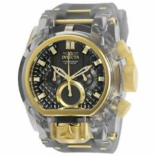 Invicta Bolt Zeus Magnum Anatomic Quartz Chronograph -  Dual Time  Brand New
