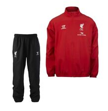 2d52ad3b1 2014-15 Liverpool Warrior Presentation Tracksuit (Red) - Infants