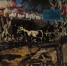 At The Drive-In ‎- in•ter a•li•a LP Colored Vinyl - Half Bone Splatter Interalia