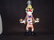 Venetian Clown - Sticker - Incredibly Detailed - Large - Murano