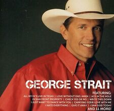 Strait,George - Icon (2011, CD NEUF)