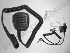 Heavy Duty Shoulder Speaker Microphone for Motorola SRX 2200 APX 1000 TRBO