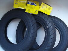THREE Michelin S1 3.50 * 10 x3 Tyre & Tube Deal 3.50*10 Vespa PX PE T5 Rally
