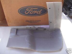 74 Ford Custom Galaxie LTD Rear Stone Deflector NOS LH