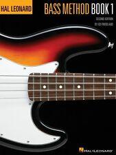 Hal Leonard Bass Method Book 1 2nd Edition - Bass Method Book NEW 000695067