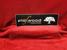 Flaxwood Guitars Sticker<<>>No s