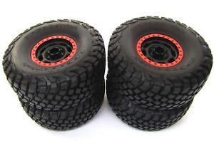 Unlimited Desert Racer UDR - TIRES & WHEELS (ORANGE) tyres KR3 Traxxas 85076-4