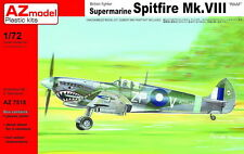 AZ Models 1/72 Supermarine Spitfire Mk.VIII RAAF # 7518