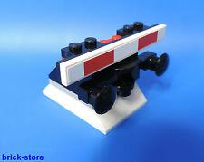 LEGO FERROVIA Fermata di Tampone nr. 6 / nero con tampone