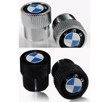 BMW Aluminum Motorcycle Tire Valve Stem Caps (2 pack)