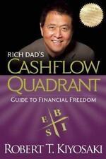 Rich Dad's Cashflow Quadrant von Robert T. Kiyosaki (2011, Taschenbuch) wie NEU