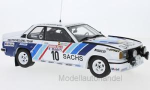 Opel Ascona 400 #10 Deutsches Rallye Hunsrück 1980  -1:18 Sunstar 5372 *NEW*