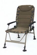 Fox R3 Camouflage Chaise Charnière Chaise Camping Chaise Carpe