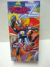 Billiken Shokai MAZINGER Z wind up Mechanical Tin Robot windup 1998 Mazinger NIB