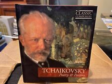 Tchaikovsky Poetry & Passion CD 2 + book digipak classic composers late romantic