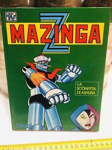 MAZINGA Z VOLUME III SALANI VINTAGE