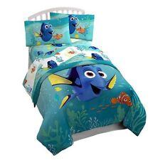 Finding Dory 4pc Twin Bedding Set Microfiber Comforter Sheets Pillowcase
