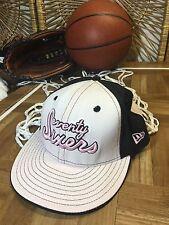 PHILA HAT 7 1/4 CAP FITTED 76ERS PHILADELPHIA nwot pink hardwood Classics h14