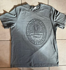 Guinness Beer Study Go Forth & Pour Well Gray T-Shirt Dublin, Ireland - Men's Xl