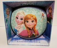 Disney Frozen Basketball Anna Elsa Olaf Size 5 Junior Kids Sports Fully Inflated