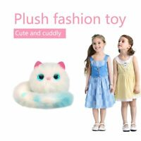 Surprise Pomsies Cat Plush Interactive Toys Cute Funny Toys For Chil C♡