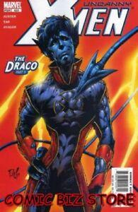 UNCANNY X-MEN #433 (2002) 1ST PRINT BAGGED & BOARDED MARVEL COMICS