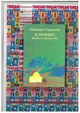 Il deserto, GIUSEPPE UNGARETTI, OSCAR MONDADORI LIBRI CODICE:9788804407133