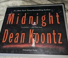 Dean Koontz Midnight, audiobook, Unabridged, Mystery/Thriller