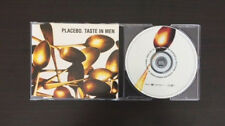 Placebo - Taste In Men 3 Track CD Single