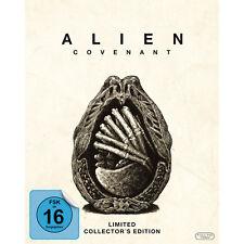 Alien Covenant - Mediabook Ltd 1x Blu-ray