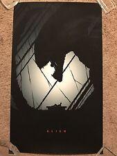 1979 Alien Spaceman Ridley Scott Sigourney Weaver Art Print Poster Mondo Movie