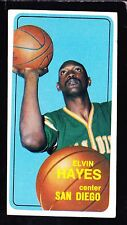 1970-71 TOPPS #70 ELVIN HAYES ROCKETS