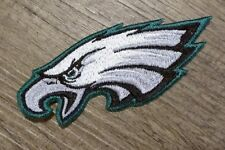 Iron On Sew On Patch Philadelphia Eagles logo Handmade Embroidery Embroidered