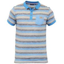 Abbigliamento blu con colletto per bambini dai 2 ai 16 anni 100% Cotone