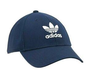adidas Originals BASE CLASS Collegiate Navy/White Unisex One Size Cap New