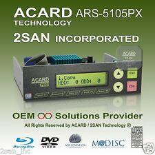 ACARD ARS-5105PX 1-to-5/7 SATA ODD CD/DVD/BD/M-Disc Duplicator Controller