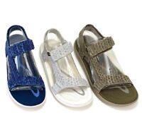 Teva Women's Terra-Float 2 Knit Universal Sandals in Ultramarine, White or Olive