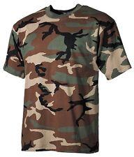 MFH T-shirt Maglia uomo manica corta militare girocollo ARMY T-SHIRT 00103T