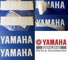 "2 x 300mm YAMAHA /""Revs Your Heart/"" Decals Stickers wheels,panels,tank,fairing"