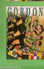 1996 RUGBY UNION  CARD #75 CLUB CARD, GORDON